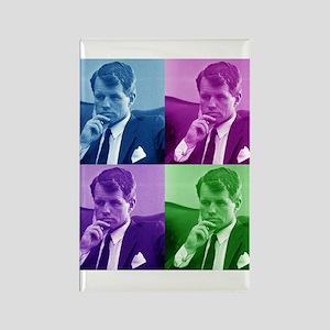 Robert Bobby Kennedy Rectangle Magnet