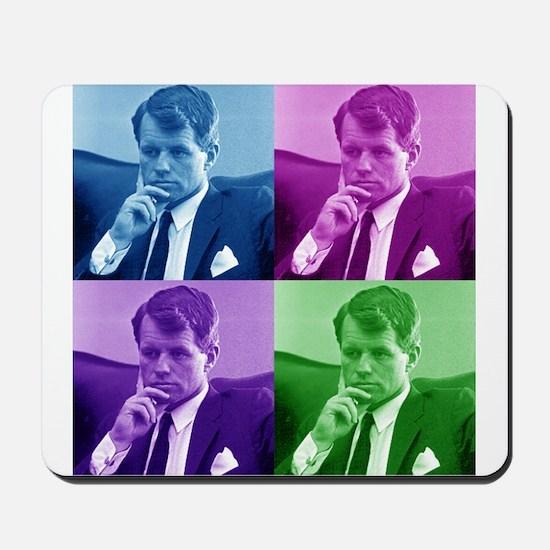 Robert Bobby Kennedy Mousepad