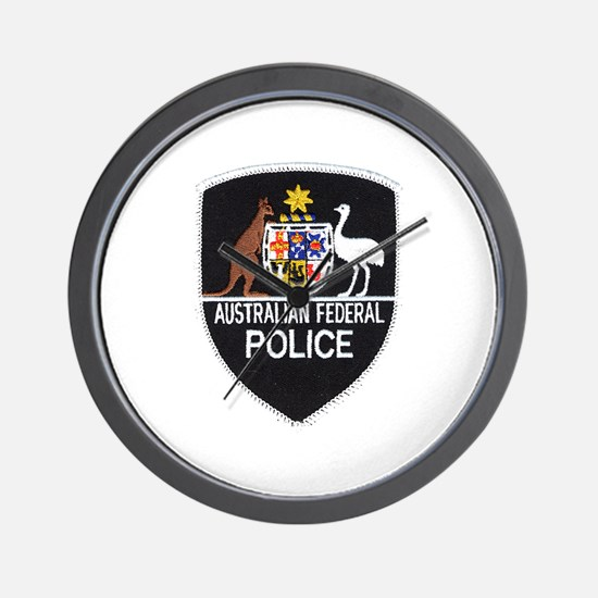 Aussie Feds Wall Clock