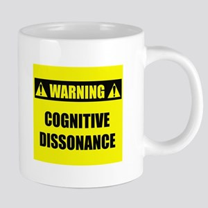 WARNING: Cognitive Dissonance Mugs