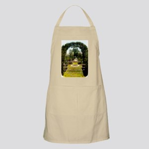 A Beautiful Woman Is The One - Unknown Light Apron