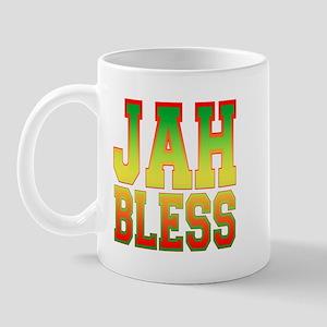 Jah Bless Mug