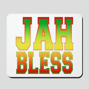 Jah Bless Mousepad