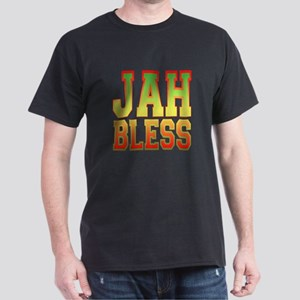 Jah Bless Dark T-Shirt