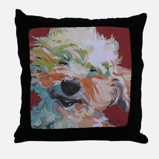 Froddo Throw Pillow