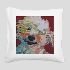 Froddo Square Canvas Pillow