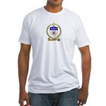 LAFLEUR Family Crest Fitted T-Shirt