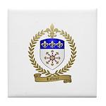 LAFLEUR Family Crest Tile Coaster