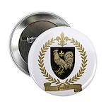 POULIN Family Crest Button