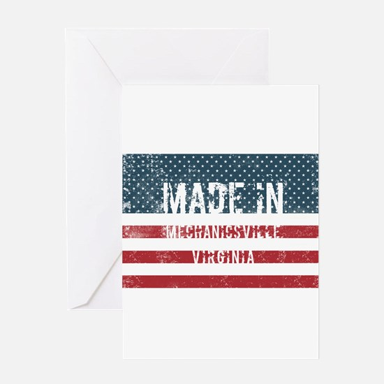 Made in Mechanicsville, Virginia Greeting Cards