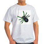 Spidra Ash Grey T-Shirt