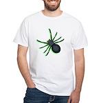 Spidra White T-Shirt