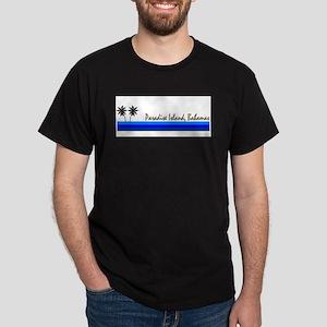 paradiseislandbluwtr T-Shirt