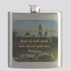 An Aunt Is Someone Special - Unknown Flask