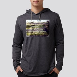 Aunt A Cherished Friend - Unknown Mens Hooded Shir