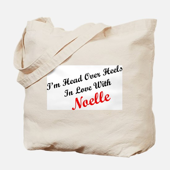 In Love with Noelle Tote Bag