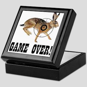 game over! Keepsake Box