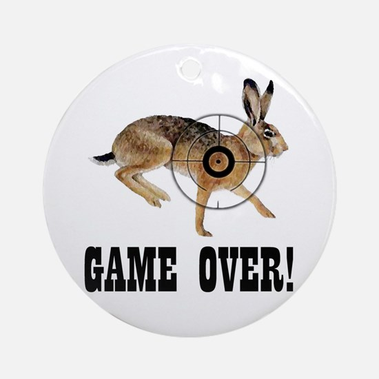 game over! Ornament (Round)