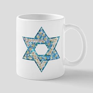 Gems and Sparkles Hanukkah Mug