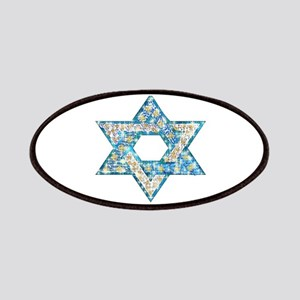Gems and Sparkles Hanukkah Patches