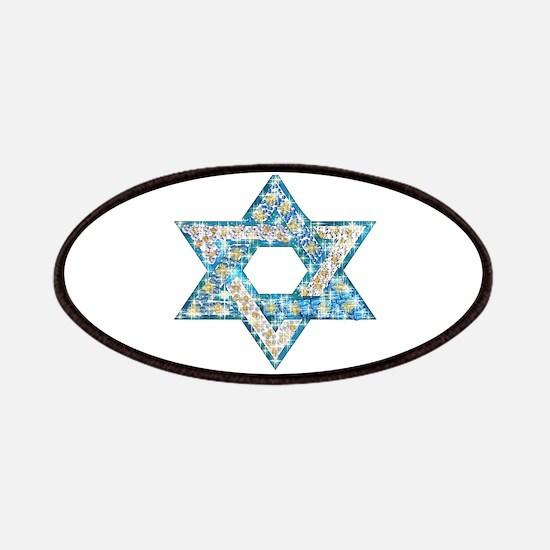 Gems and Sparkles Hanukkah Patches