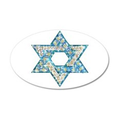 Gems and Sparkles Hanukkah Wall Decal
