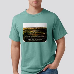 Though We Travel The World Over - Emerson Mens Com
