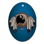 First Nations Metis Art Ornament / Keepsake Gifts