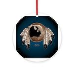 Native Art Ornament Wildlife Gifts Artwork