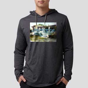 Life Is Not Measured - Unknown Mens Hooded Shirt
