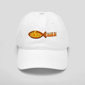 Jesus Rocks! Cap