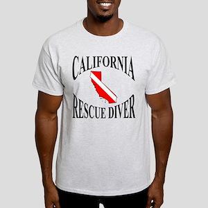 California Rescue Diver T-Shirt