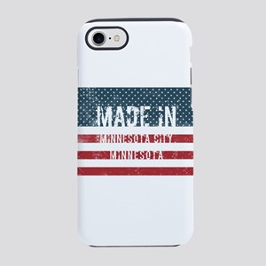 Made in Minnesota City, Minnes iPhone 7 Tough Case