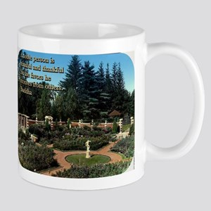 A Noble Person Is Mindful - Buddha 11 oz Ceramic M