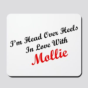 In Love with Mollie Mousepad