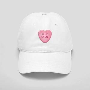 I Luv SYDNI Candy Heart Cap