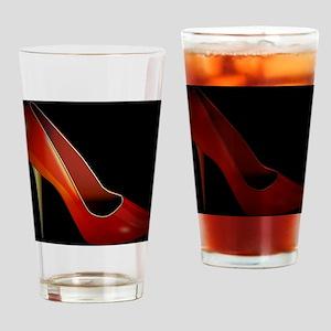 high heel Drinking Glass