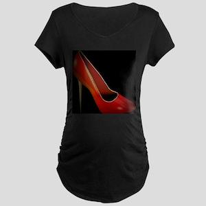 high heel Maternity T-Shirt