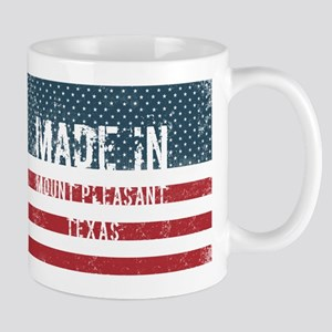Made in Mount Pleasant, Texas Mugs