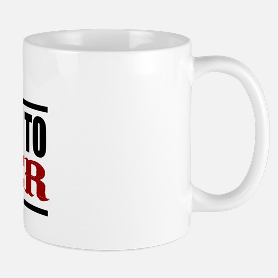 Addicted to Poker Mug