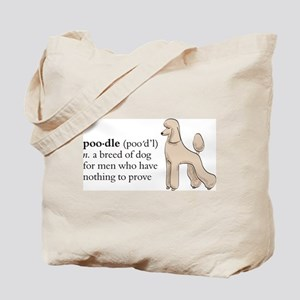 Nothing to prove Tote Bag