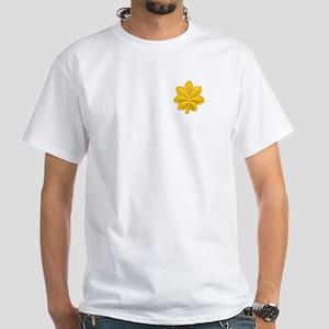 Lieutenant Commander<BR> White T-Shirt