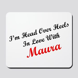 In Love with Maura Mousepad