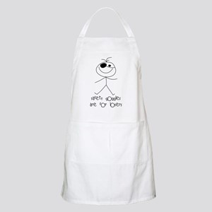 Safety Goggles BBQ Apron