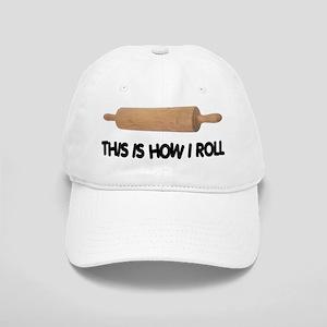 How I Roll Baker's Cap