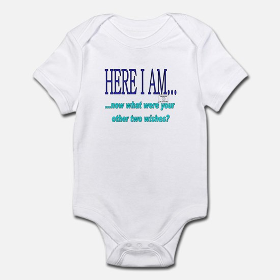 The Mr. V 190 Shop Infant Bodysuit