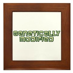 Genetically Modified Framed Tile