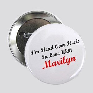 In Love with Marilyn Button