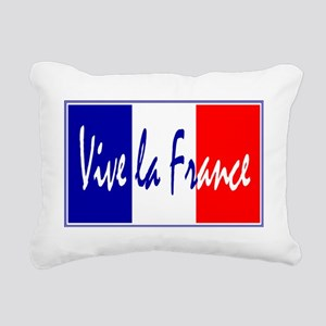 ViveLaFrance-Best Rectangular Canvas Pillow