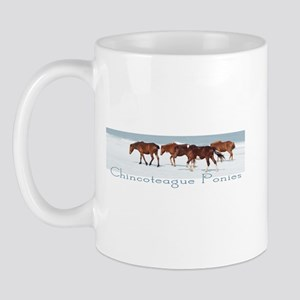Chincoteague Ponies Mug